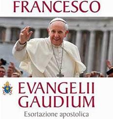 Evangalii gaudim papa francisco